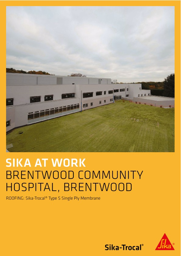 Brentwood Community Hospital