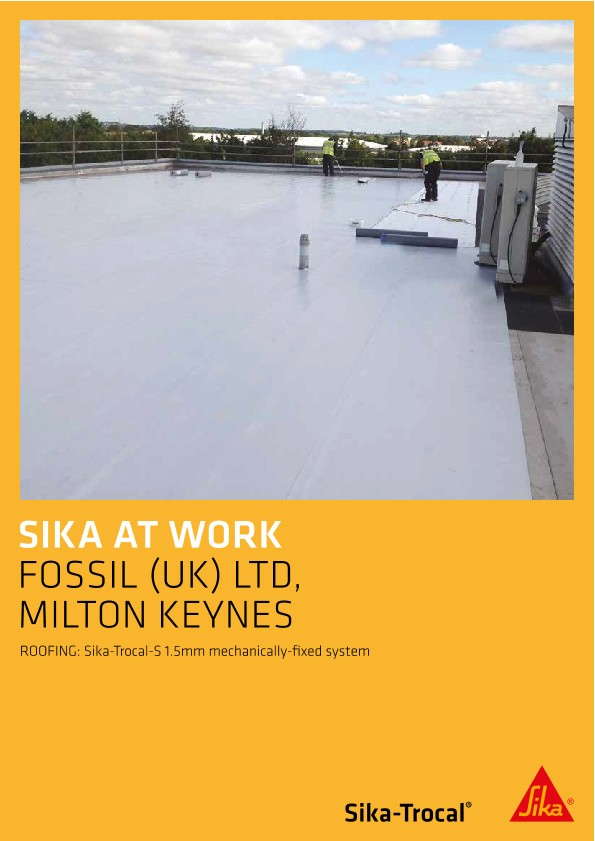 Fossil (UK) Ltd, Milton Keynes