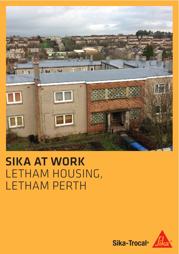 Letham Housing, Letham, Perth