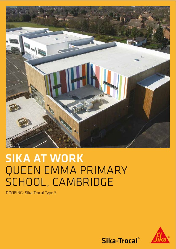 Queen Emma Primary School, Cambridge