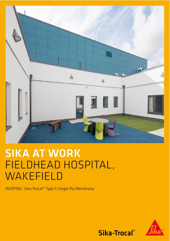 Fieldhead Hospital, Wakefield