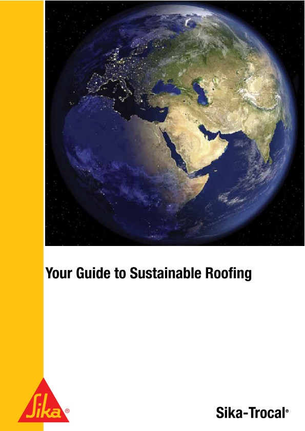 Sika-Trocal Sustainability Brochure